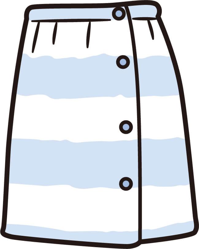 ラップタオルの画像