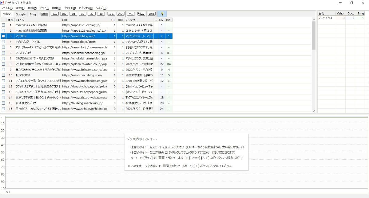 GRC便利機能3_上位100追跡